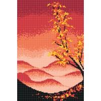 """""""Времена года. Осень"""" - Схема для вышивки бисером"""