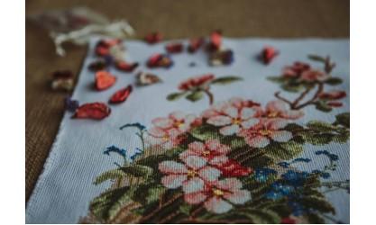 Основные правила вышивки крестом