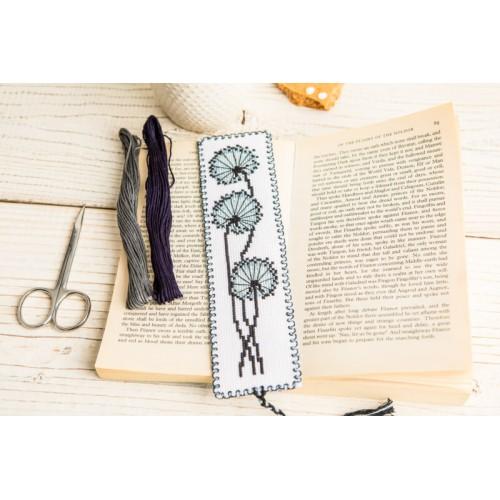 "Закладка для книг ""Одуванчики"""