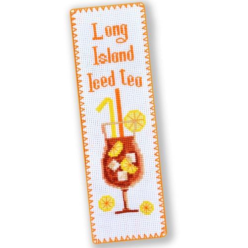 """Набір для вишивки закладки """"Лонг Айленд"""""""