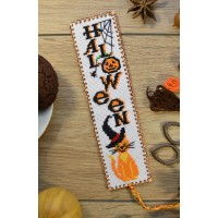 """Halloween"" - Закладка для книг"
