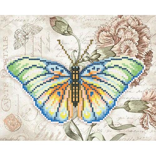 """Схема для вишивки бісером """"Метелик Екзотіка"""""""