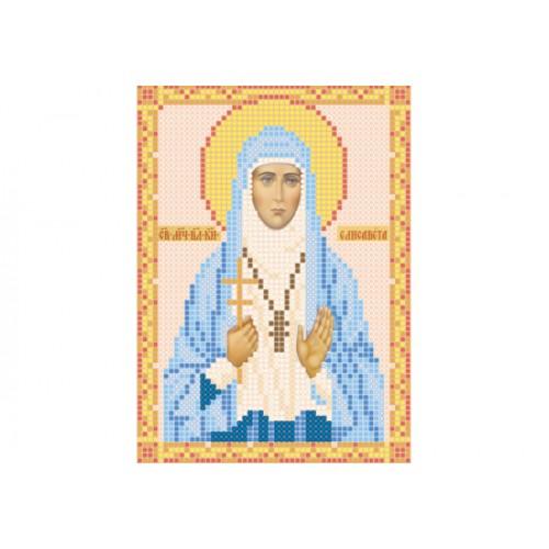 """Схема для вышивки бисером иконы """"Преподобномученица Святая Княгиня Елизавета"""""""