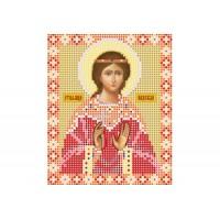 """""""Святая мученица Надежда"""" - Схема для вышивки бисером иконы"""