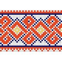 """Бесплатная схема для вышивки крестом """"Орнамент 34"""""""