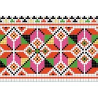 """Бесплатная схема для вышивки крестом """"Орнамент 57"""""""