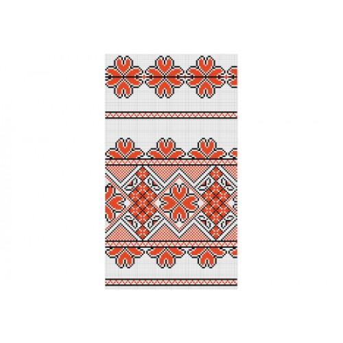 """Бесплатная схема для вышивки крестом """"Орнамент 58"""""""