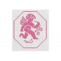 """Бесплатная схема для вышивки крестом """"Орнамент 94"""""""