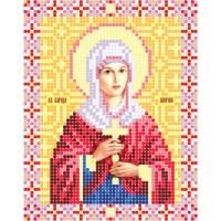 """""""Святая Великомученица Марина"""" - Схема для вышивки бисером иконы"""