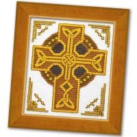"""""""Кельтский крест"""" - Набор для вышивки крестом"""