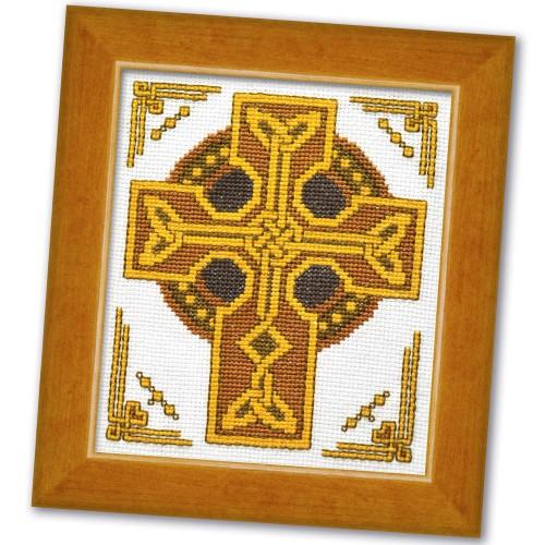 """Набор для вышивки крестом """"Кельтский крест"""""""
